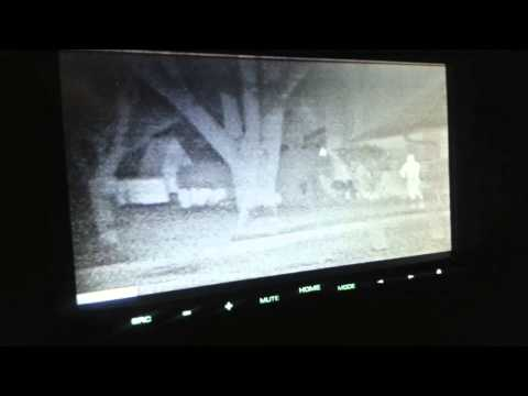 Flir Thermal Night Vision On Jeep Wrangler