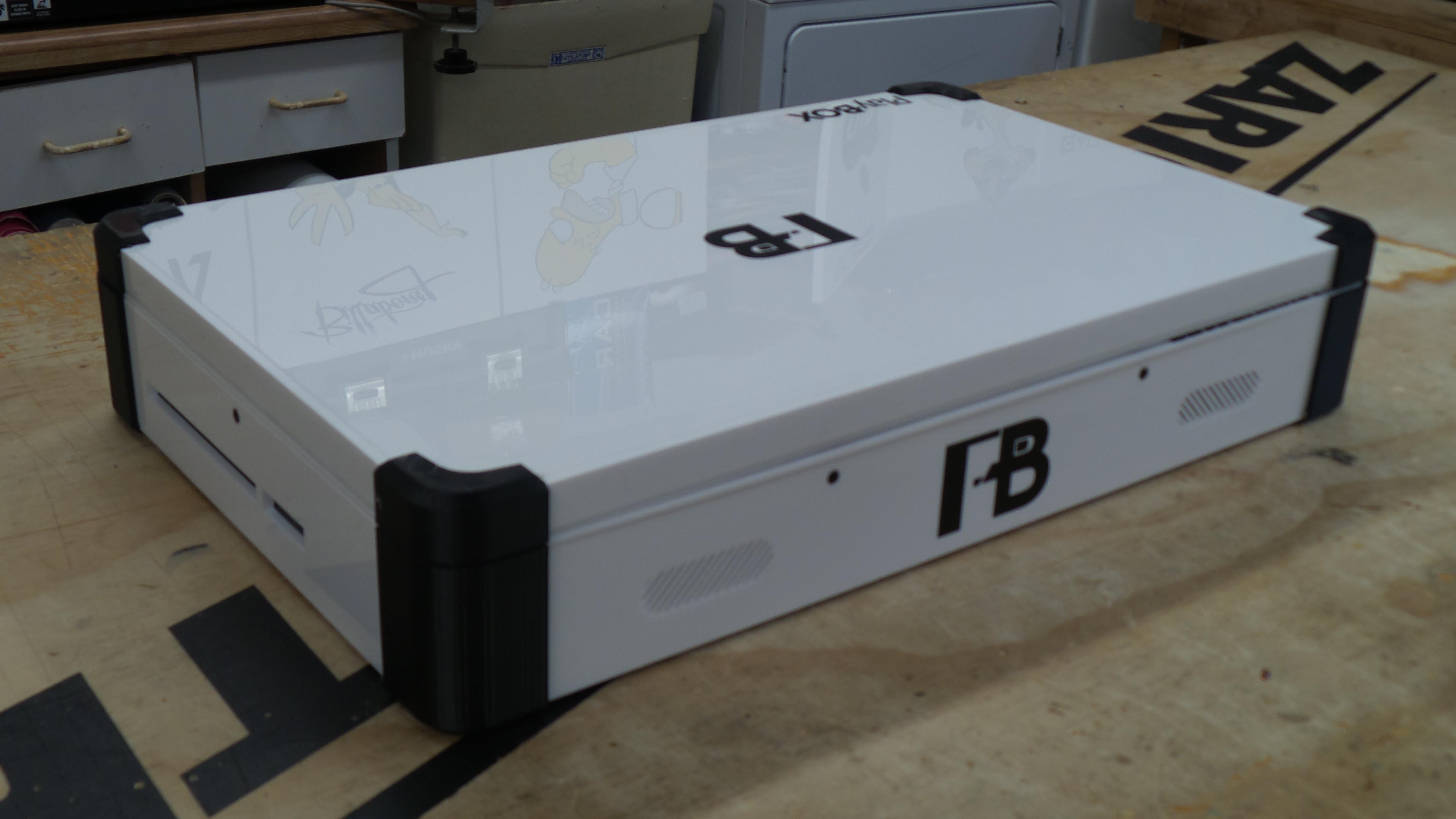 PLAYBOX 4One Mk II |