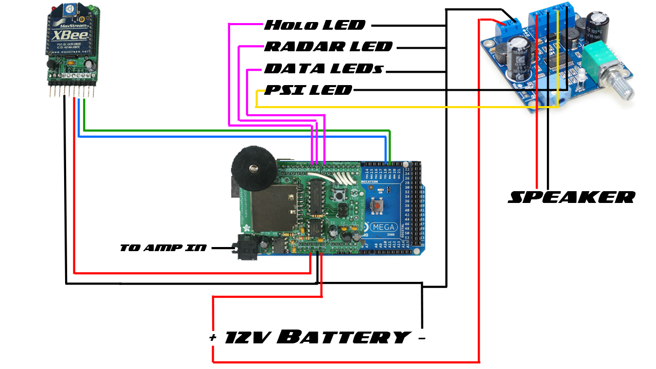 Bb 8 Electronics Guide Courtesy Light Circuit Diagram Dome Audio System