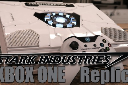 STARK INDUSTRIES XBOX ONE